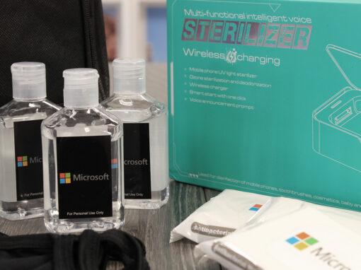 Microsoft PPE Kit