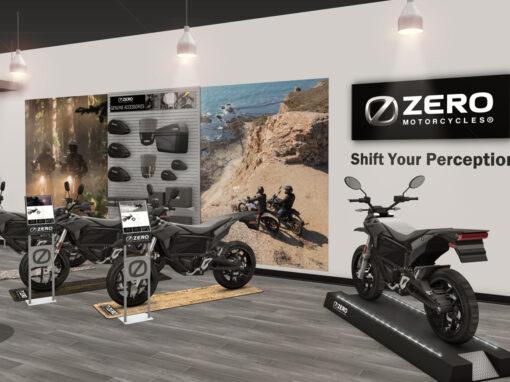 Zero Motorcycles Showroom