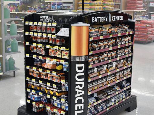 Walmart Battery Center